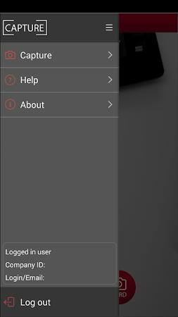 Acubiz Capture 5.0.1 screenshot 2092302
