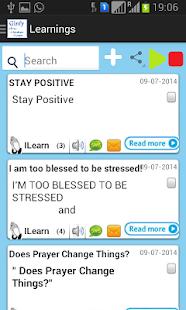 Ginfy- Pray, Meditate & Learn - screenshot thumbnail