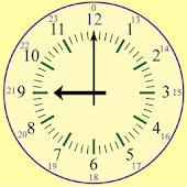 Read a clock