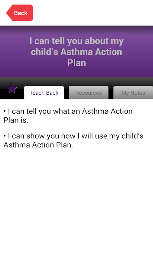 our journey asthma android apps on google play our journey asthma screenshot
