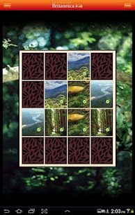 Britannica Kids: Rainforests- screenshot thumbnail