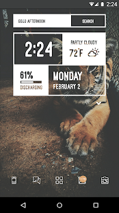 Zooper Widget Pro Screenshot