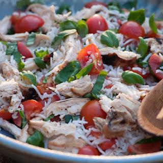 Summer Rice Salad Recipes.