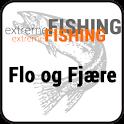 Flo og Fjære logo