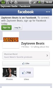 Zaytoven Radio - screenshot thumbnail