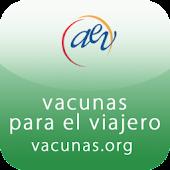 AEV: Vacunación para viajeros