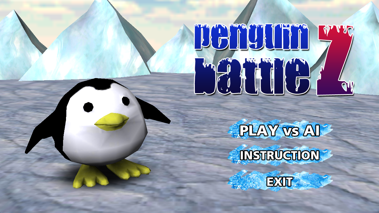 Penguin Battle Z- screenshot