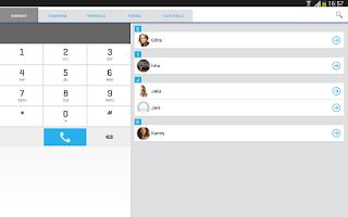 Screenshot of Komunikator