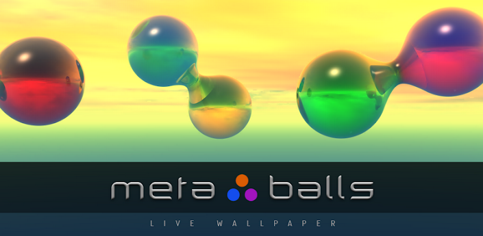 METABALLS vol.8 Live Wallpaper