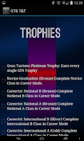 Screenshot of GT6 Tunes & Tips Guide