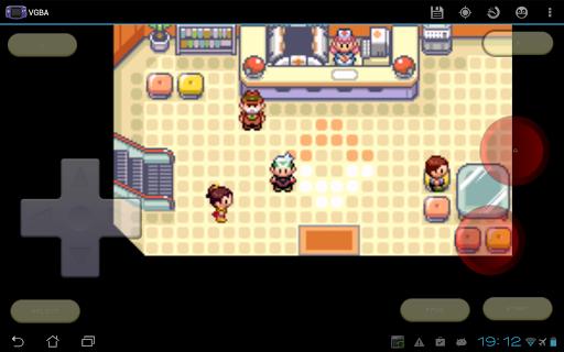 GameBoy (GBA) Emulator Google Play