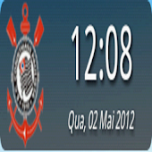 Digital Clock Corinthians