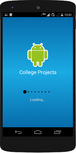College Projects Android