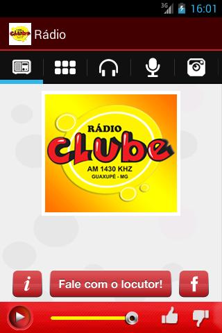 Rádio Clube Guaxupé