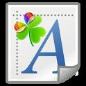 GO Launcher Fonts icon