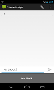 GrootBoard- screenshot thumbnail