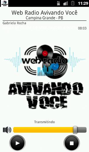 Web Radio Avivando Você
