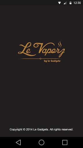 Le Vaporz by Le Gadgets