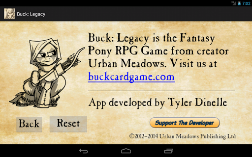 玩工具App|Buck: Legacy Calculator免費|APP試玩