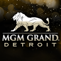 MGM Grand Detroit logo