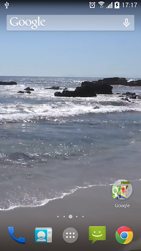 Beach Real Live Wallpaper