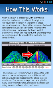 Brainwave A Day - screenshot thumbnail