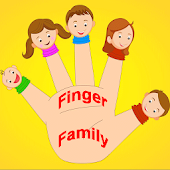 Finger Family Kids Rhyme
