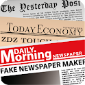 Fake Newspaper Maker Creator icon