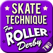 Skate Technique Roller Derby 2