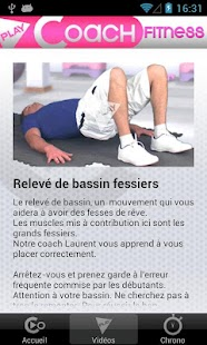 PlayCoach™ Fitness Back Pain- screenshot thumbnail