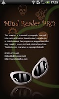 Screenshot of Mind Reader PRO