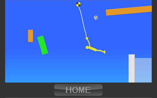 玩免費休閒APP|下載スウィングマン 2 (Swing-Man 2) app不用錢|硬是要APP
