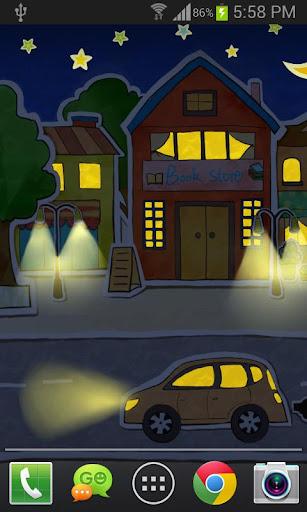 玩個人化App|卡通城市动态壁纸免費|APP試玩