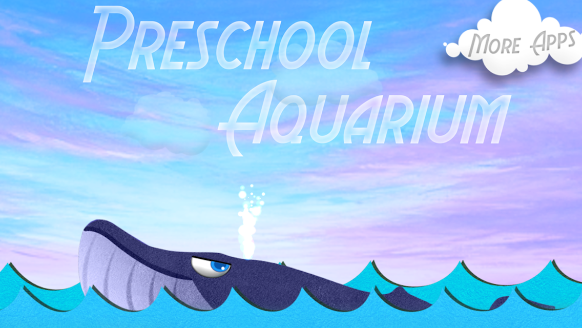 Preschool Aquarium- screenshot