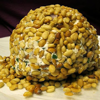 Herbed Goat Cheese Ball