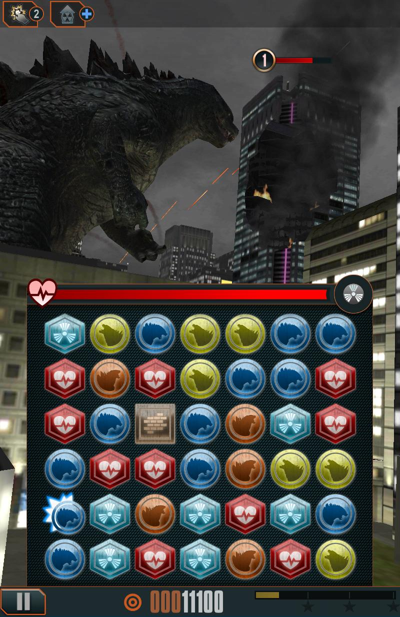 Godzilla - Smash3 screenshot #6