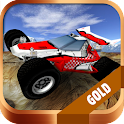 Dust: Offroad Racing – Gold logo