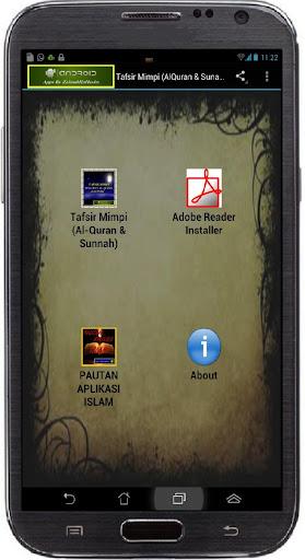 Tafsir Mimpi Mengikut Islam