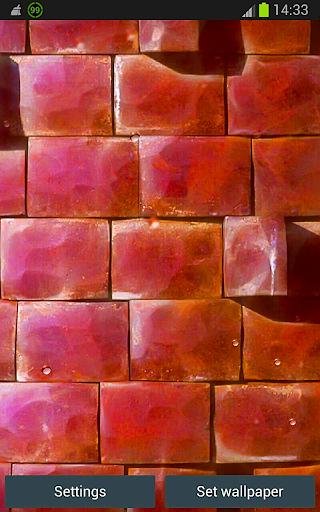 Wall n Rain Live Wallpapers