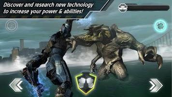 Screenshot of Pacific Rim