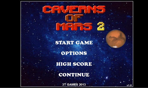 Caverns of Mars 2