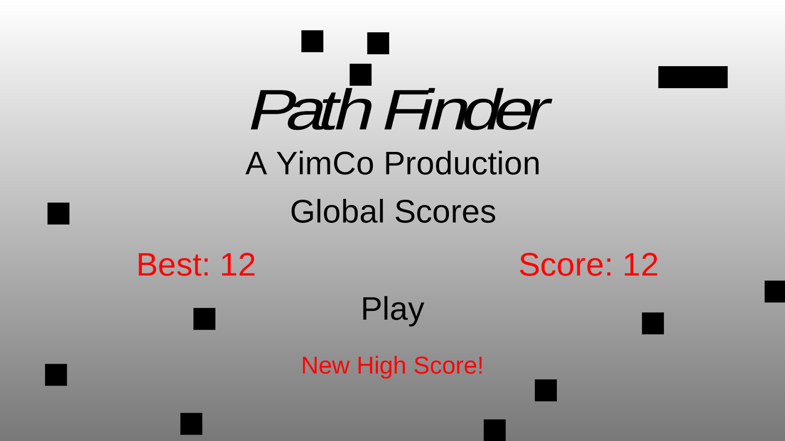 Path Finder - screenshot