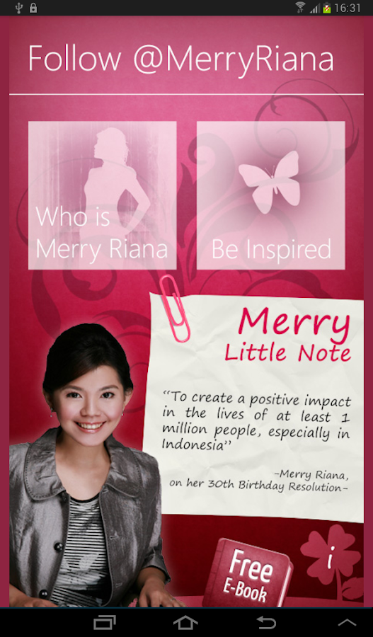 Merry Riana Quotes Android Apps On Google Play