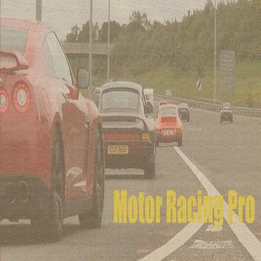 Motor Racing Pro LOGO-APP點子