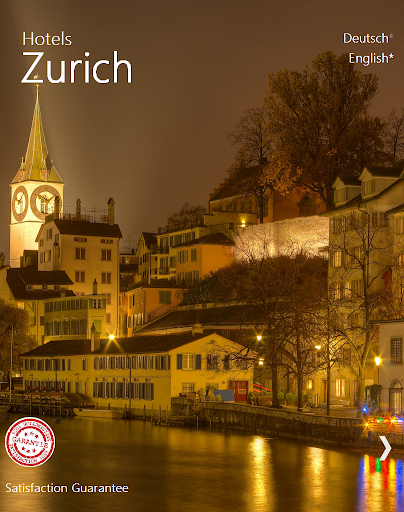Hotels Zurich