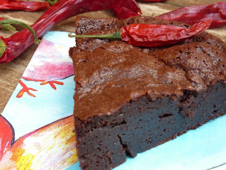 Chili and Chocolate Cake Recipe