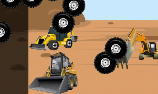Digger Puzzles for Toddlers  screenshots 4