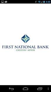 FNB Creston Mobile Banking- screenshot thumbnail