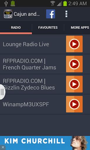 Cajun and Zydeco Radio
