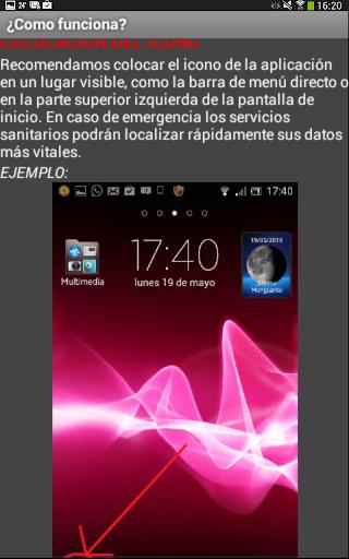 【免費醫療App】SOS APP (Español)-APP點子